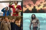Shazam Clone Wars Fantastic Beasts Aquaman Comic-Con Videos
