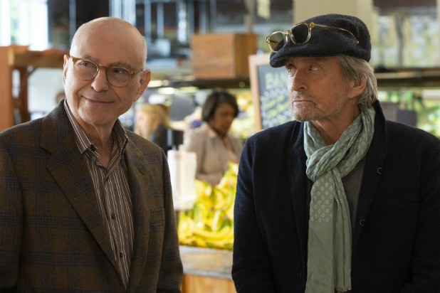 'The Kominsky Method' - Netflix