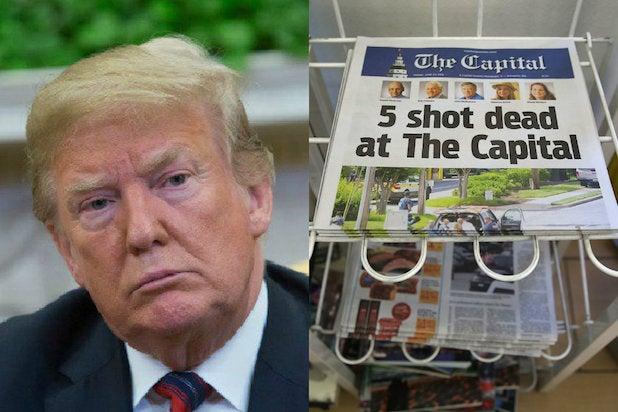 Trump Capital Gazette
