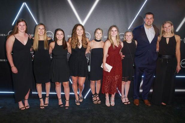 US Women's National Hockey Team