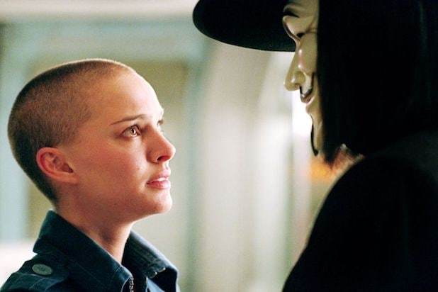 V for Vendetta Natalie Portman