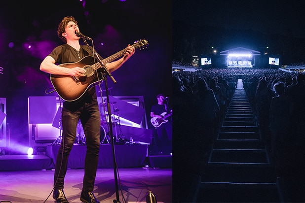 Vance Joy The Greek - The Greek Theatre Sold Out