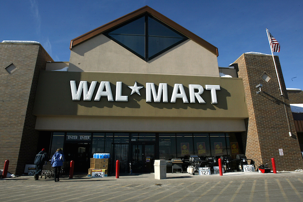 Walmart Targets $8 Streaming Service to Take on Netflix and Amazon