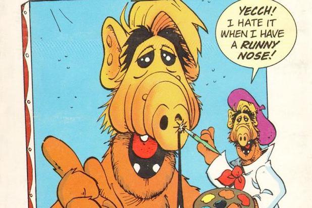 alf comics