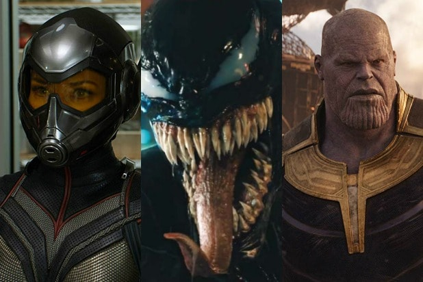 all marvel movie ranked avengers infinity war ant-man and the wasp venom