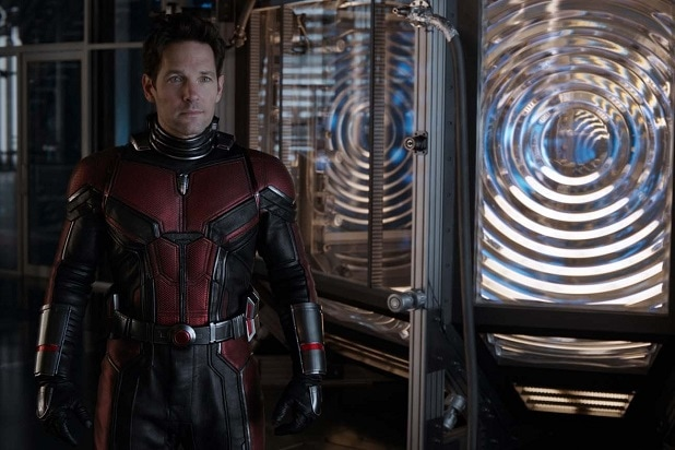 ant-man and the wasp janet paul rudd ghost chamber