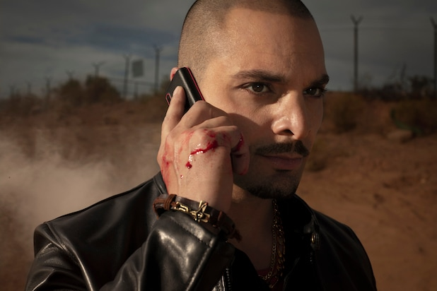 Michael Mando as Nacho Varga - Better Call Saul _ Season 4, Gallery -