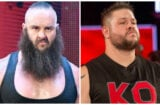 Braun Strowman and Kevin Owens - WWE