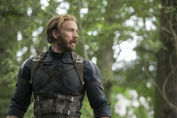 captain america is sad avengers infinity war the most 2018 movies of 2018