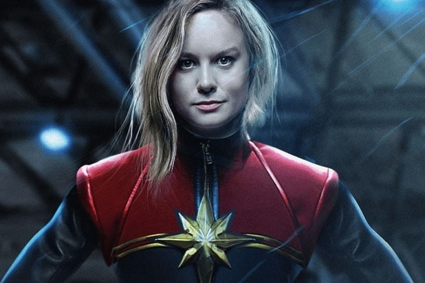 captain marvel brie larson ant-man and the wasp avengers 4