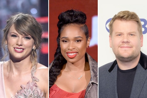 cats jennifer judson taylor swift james corden