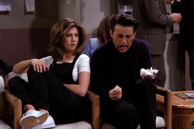 Friends Jennifer Aniston Matt LeBlanc