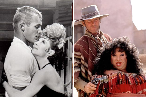 "Tab Hunter in ""Damn Yankees"" and ""Lust in the Dust"" (Warner Bros; New World Pictures)"