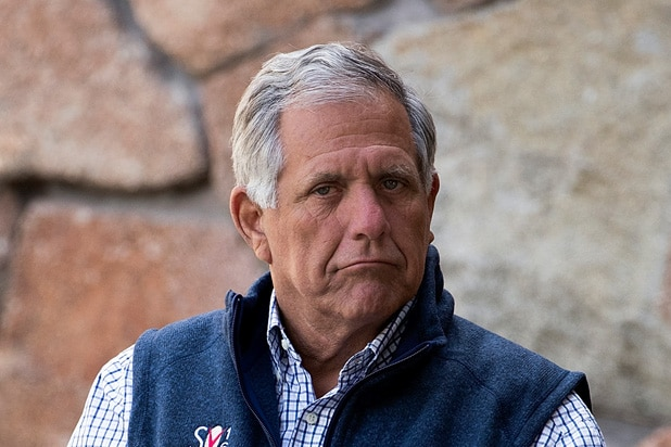les moonves cbs time's up