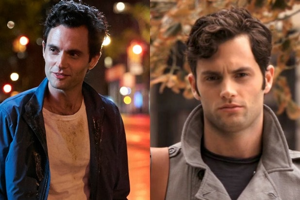 penn badgley you gossip girl