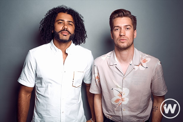 Daveed Diggs and Rafael Casal, Blindspotting