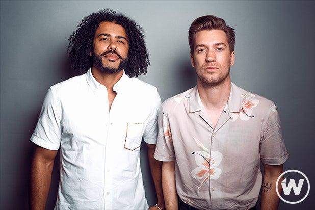 Daveed Diggs and Rafael Casal, Blindspotting