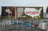 sacha baron cohen billboard sabo