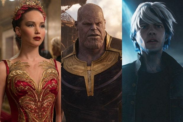 the best looking 4k hdr movies including avengers infinity war