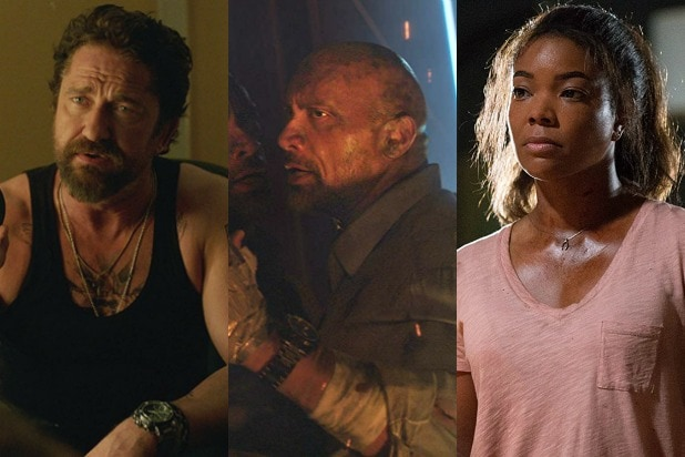 the best trash movies of 2018 skyscraper breaking in den of thieves