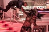 the predator san diego comic con 2018 panel shane black keegan michael key boyd holbrook olivia munn tom jane