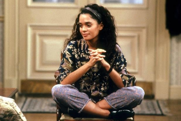 The Cosby Show (NBC) Season 5, 1988 -1989 Shown: Lisa Bonet (as Denise Huxtable)