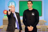 who is america sacha baron cohen pro-gun republicans