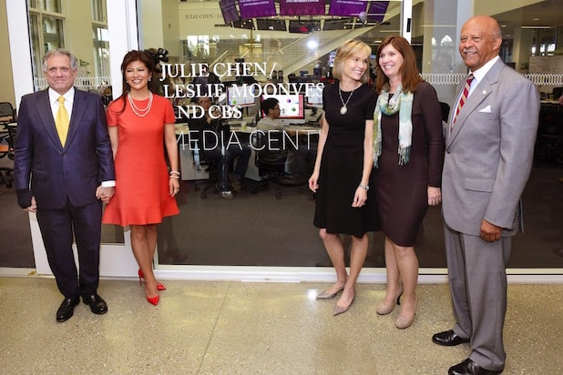 USC Annenberg%u2019s Media Center named for Julie Chen, Leslie Moonves and CBS