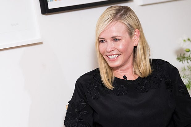 Chelsea Handler Working on 'Funny' Netflix Series About White Privilege