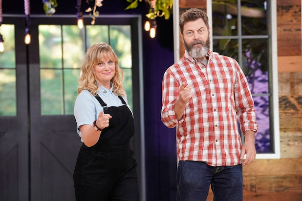 Making It Amy Poehler Nick Offerman