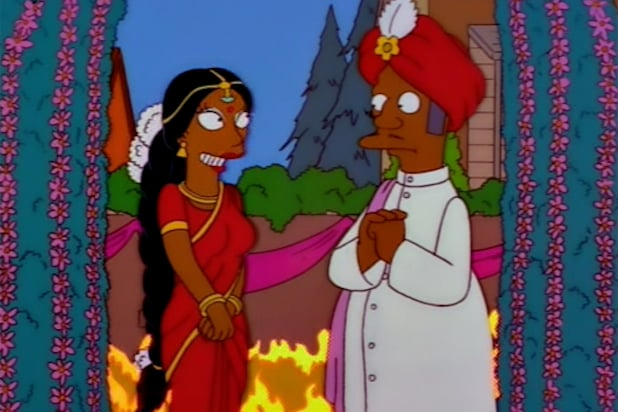 Apu and Manjula Wedding