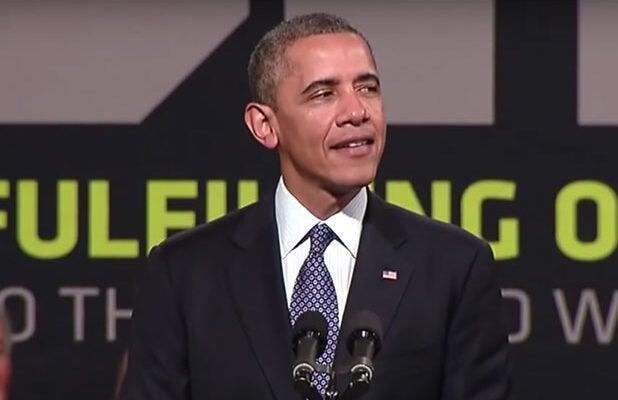 Barack Obama Trump Aretha Franklin Dubs