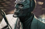 Birds of Prey Black Mask Batman