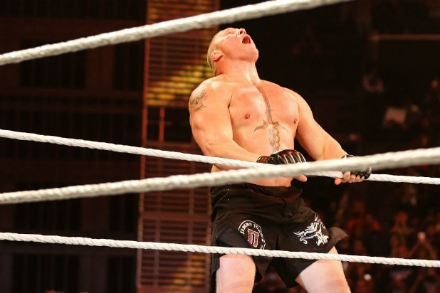 Brock Lesnar - WWE Summerslam