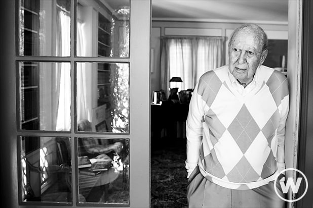 Carl Reiner, If You're Not in the Obit, Eat Breakfast