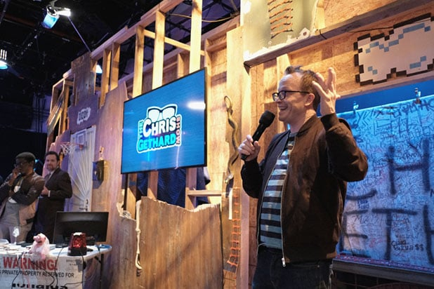 truTV's The Chris Gethard Show Press Event
