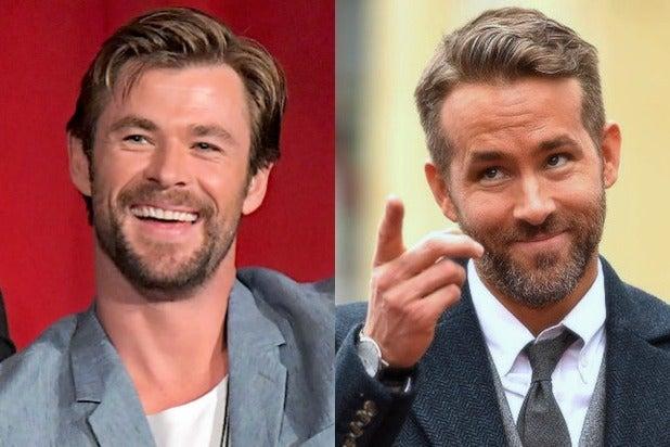 Chris Hemsworth Ryan Reynolds