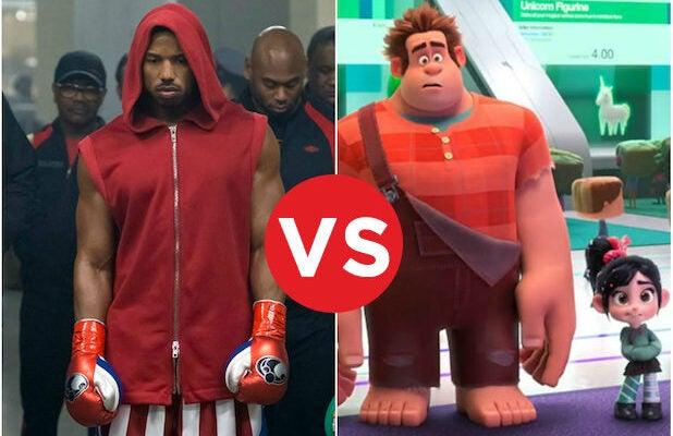 Box Office Showdowns Creed vs Ralph