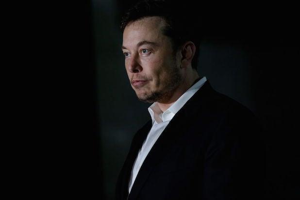 Elon Musk 2018