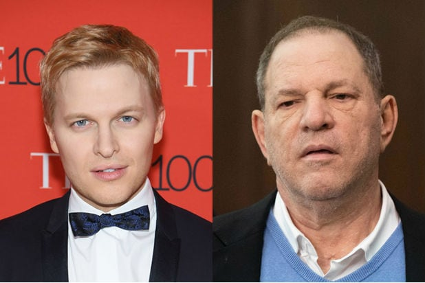 Ronan Farrow Harvey Weinstein