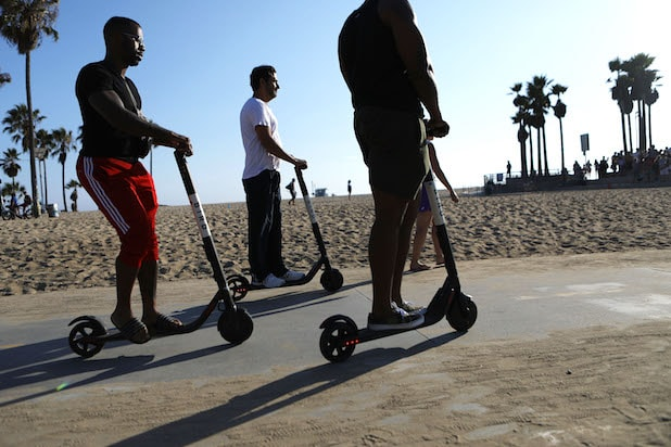 Bird Scooters May Face Extinction In Santa Monica