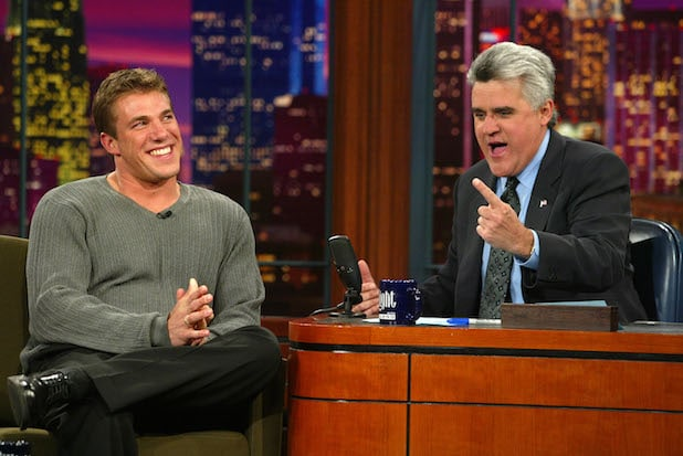 The Tonight Show with Jay Leno - Aaron Buerge