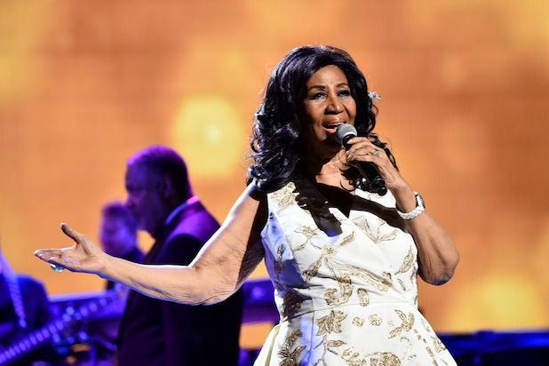 Aretha Franklin RIP