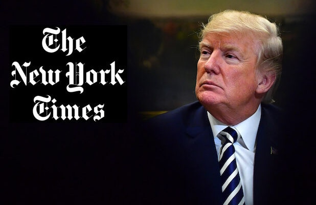 Donald Trump New York Times