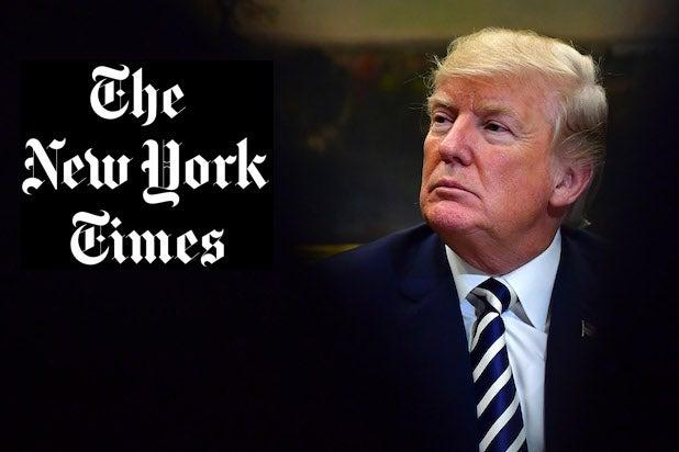 Donald Trump New York Times