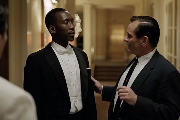 Green Book Trailer Viggo Mortenson Mahershala Ali