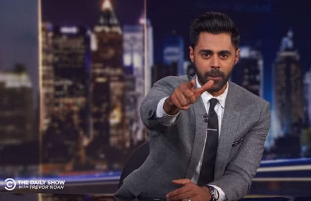 Hasan Minhaj Final Daily Show Appearance