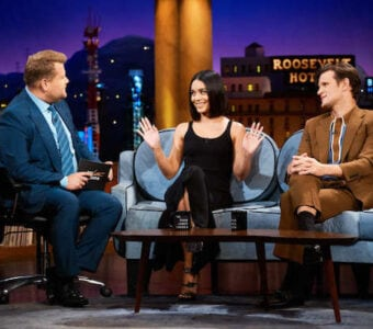 James Corden vanessa hudgens matt smith