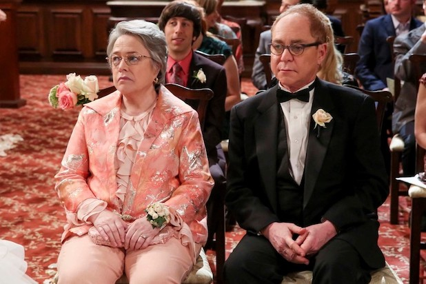 Kathy Bates Teller Big Bang Theory
