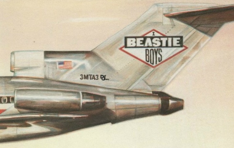 Licensed to Ill cover
